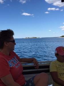 Brionische Inseln Camping 2