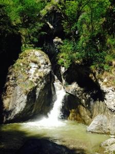 Wasserfall Porlezza