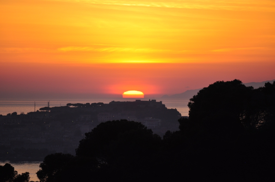Bucht von Porto Ferraio 1