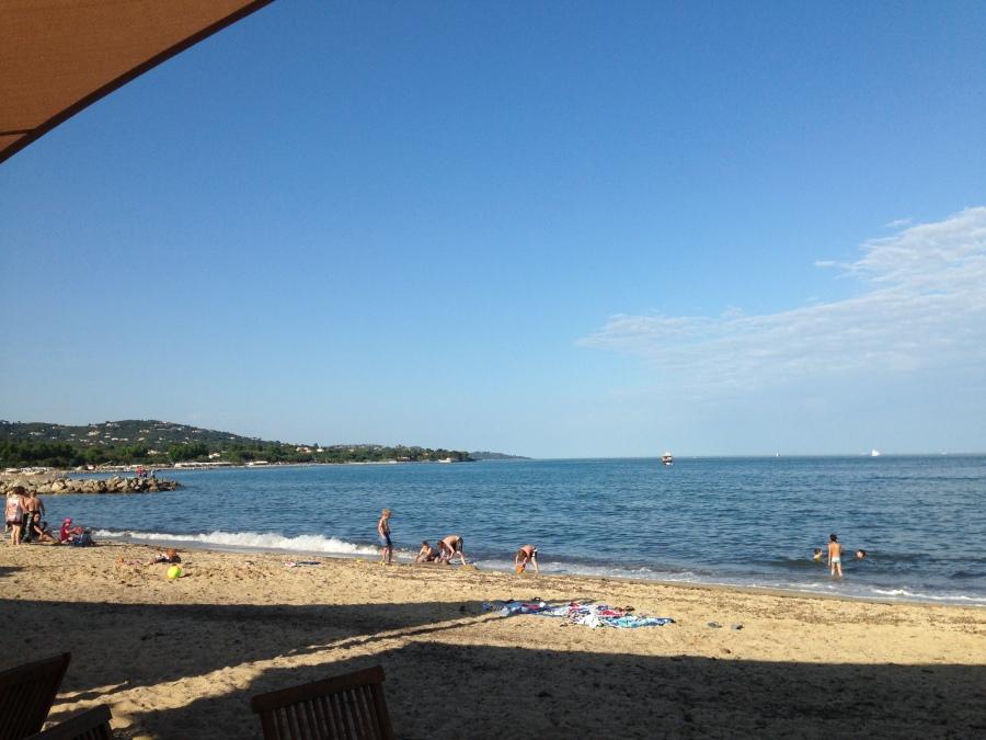 Bucht von Saint Tropez