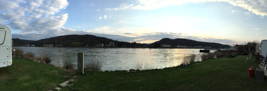 Rheinsteig Camping